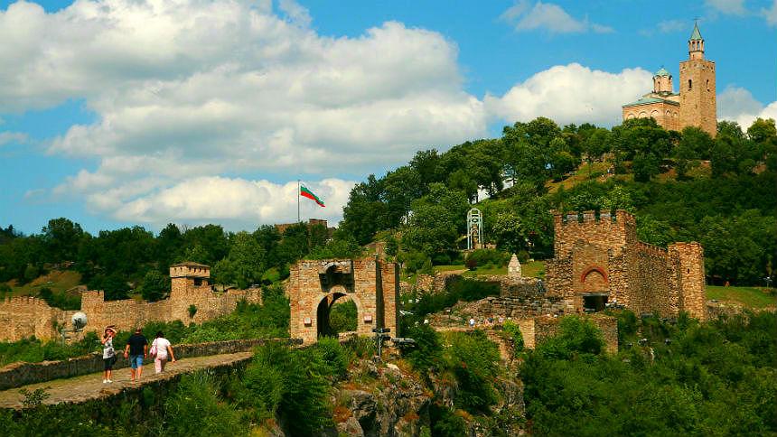 Daily Tours To Veliko Tarnovo And Arbanassi From Sofia