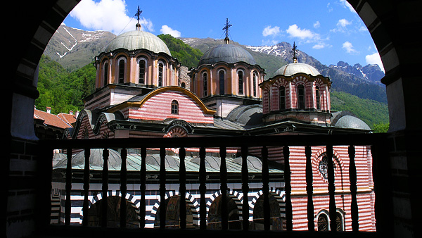 Rila Monastery & Boyana Church bus