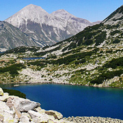 Hiking trek in the Pirin & Rila mountains
