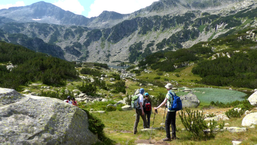 Hiking tours, guided (Multi-day)