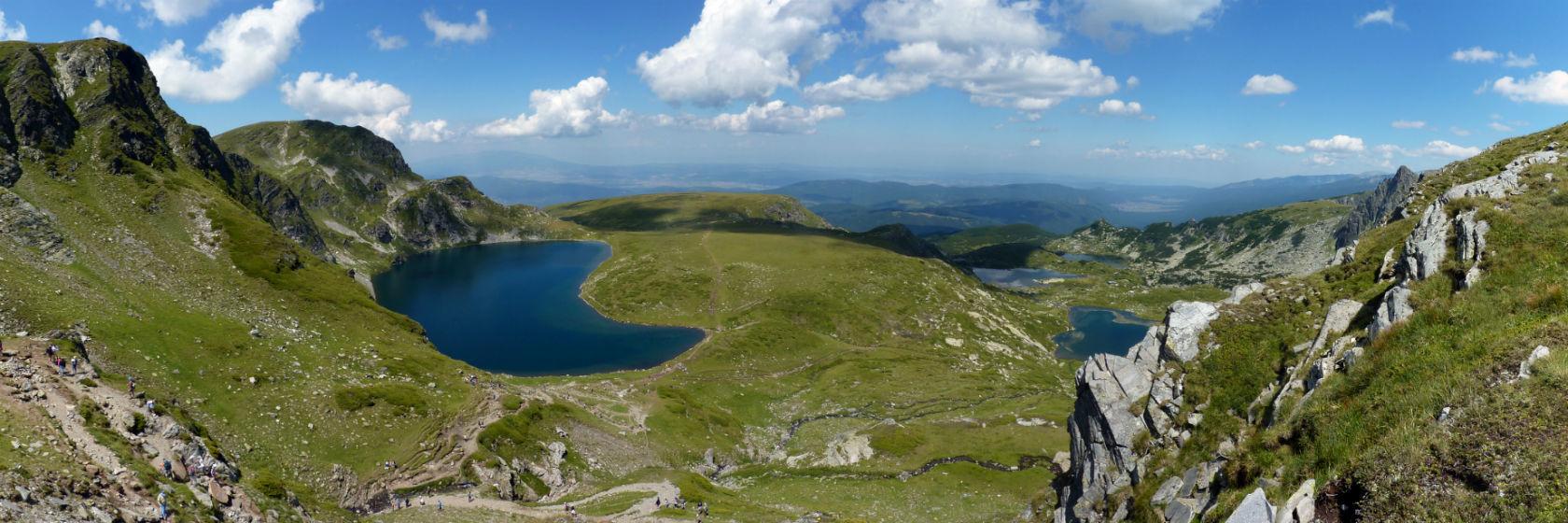 The Seven Rila Lakes & Rila Monastery (bestseller)