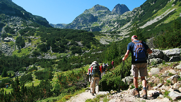 Hiking trek in the Pirin and Rila mountains (guided)
