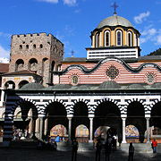 Shuttle bus to Rila Monastery & Boyana